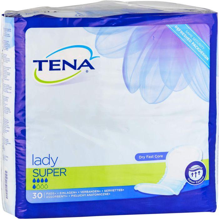 TENA LADY super Einlagen