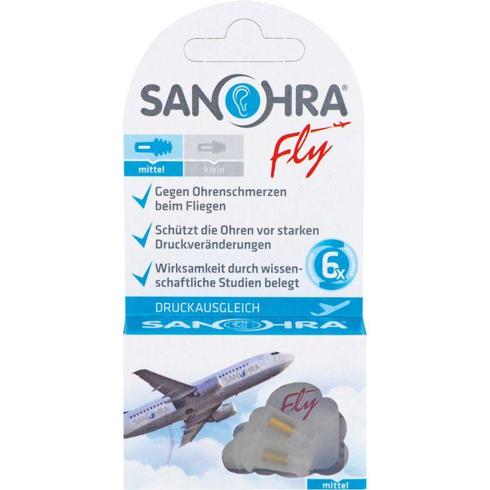 SANOHRA fly Ohrenschutz f.Erwachsene