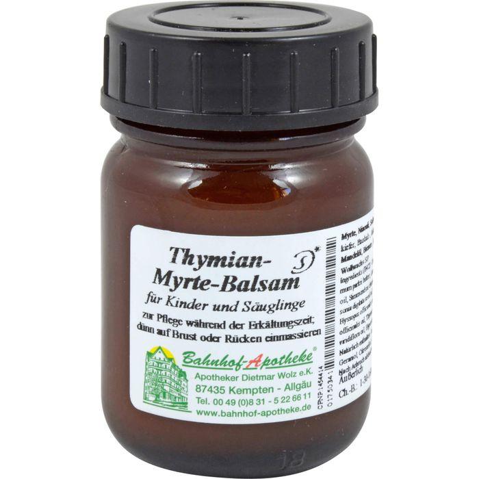 THYMIAN MYRTE Balsam für Kinder