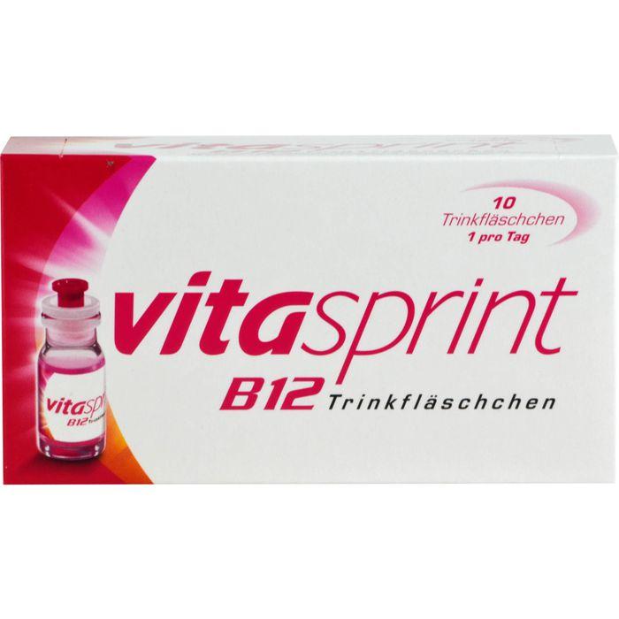 VITASPRINT B12 Trinkfläschchen