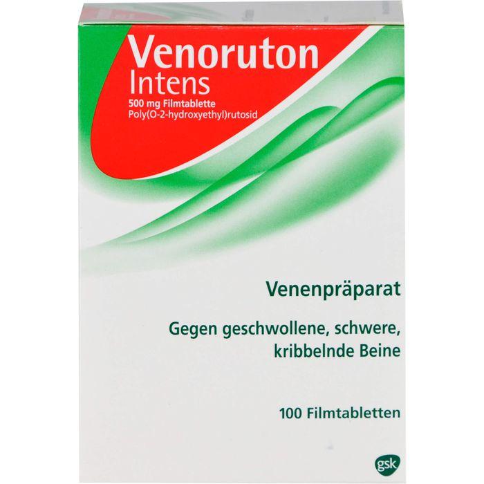 VENORUTON intens Filmtabletten