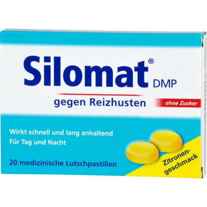SILOMAT DMP Lutschpastillen