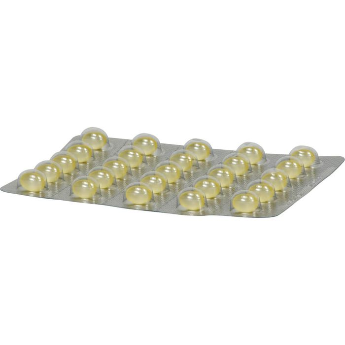 SOLEDUM 100 mg magensaftresistente Kapseln