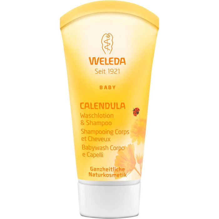WELEDA Calendula Waschlotion & Shampoo 20 ml
