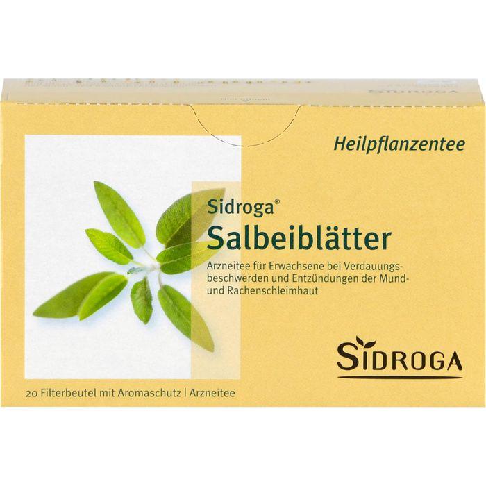 SIDROGA Salbeiblätter Tee Filterbeutel