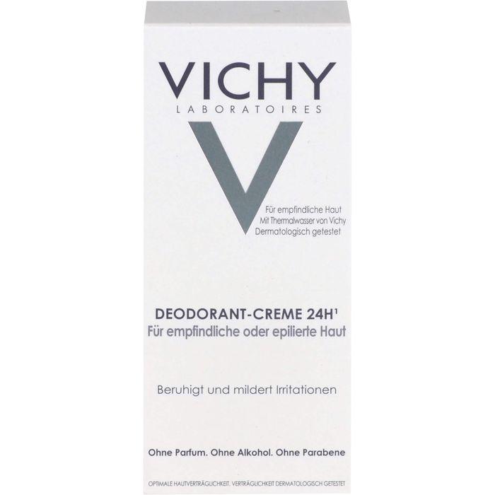 VICHY DEO Creme f.sehr empfindliche/epilierte Haut