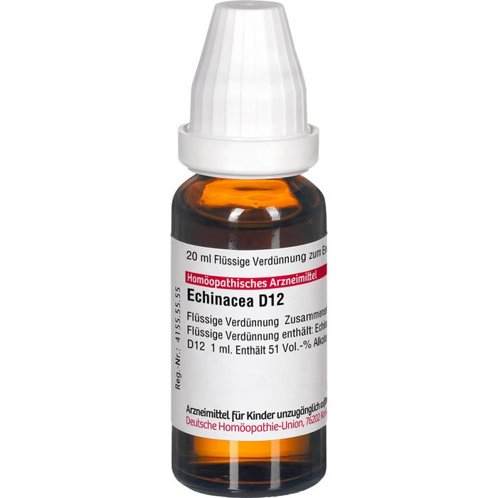 ECHINACEA HAB D 12 Dilution