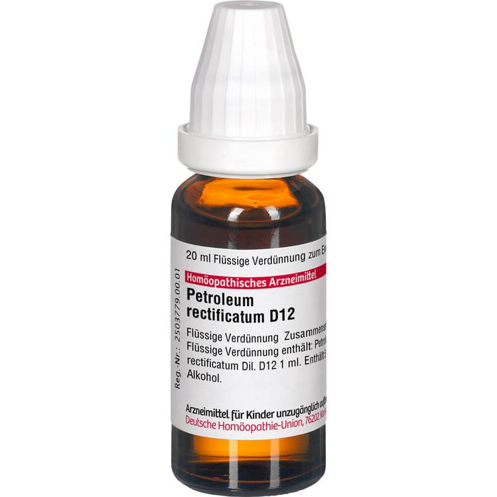PETROLEUM RECTIFICATUM D 12 Dilution