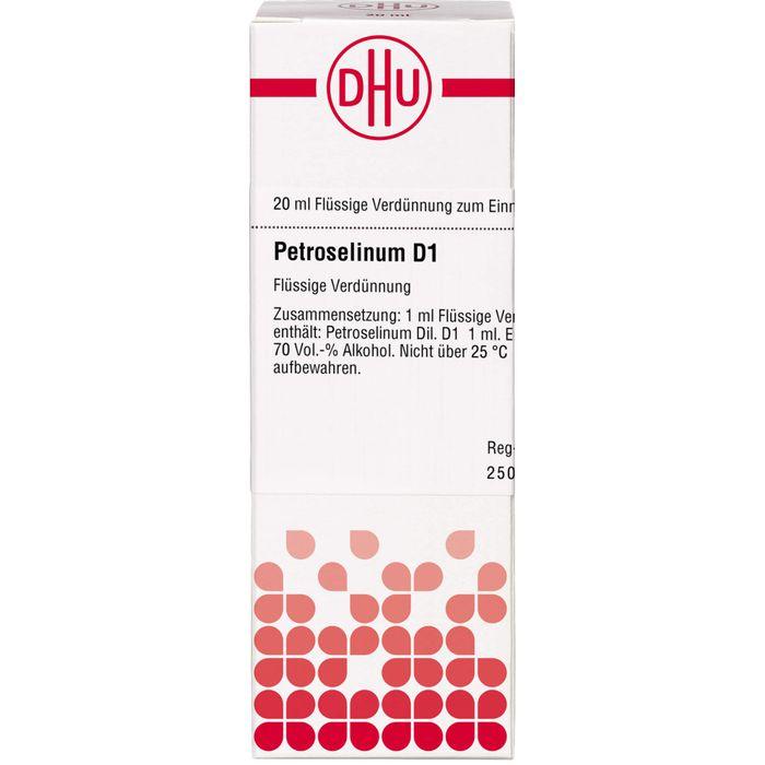 PETROSELINUM D 1 Dilution