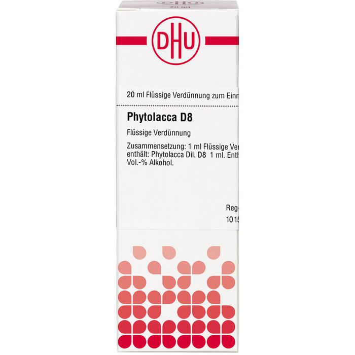 PHYTOLACCA D 8 Dilution