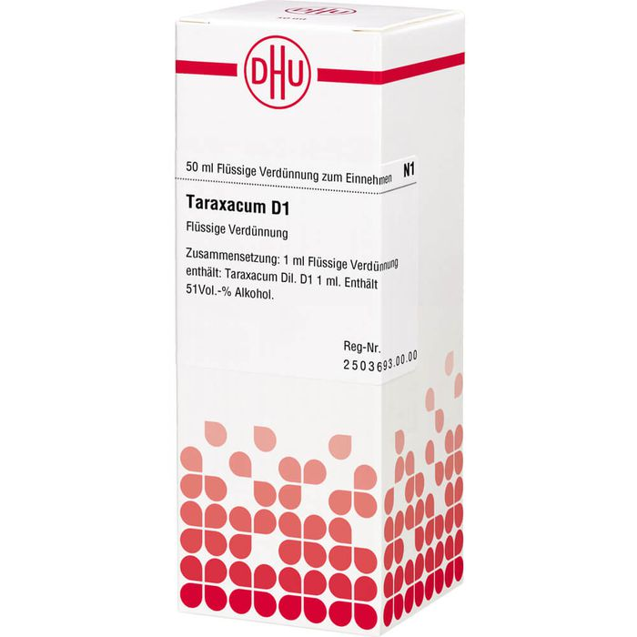 TARAXACUM D 1 Dilution