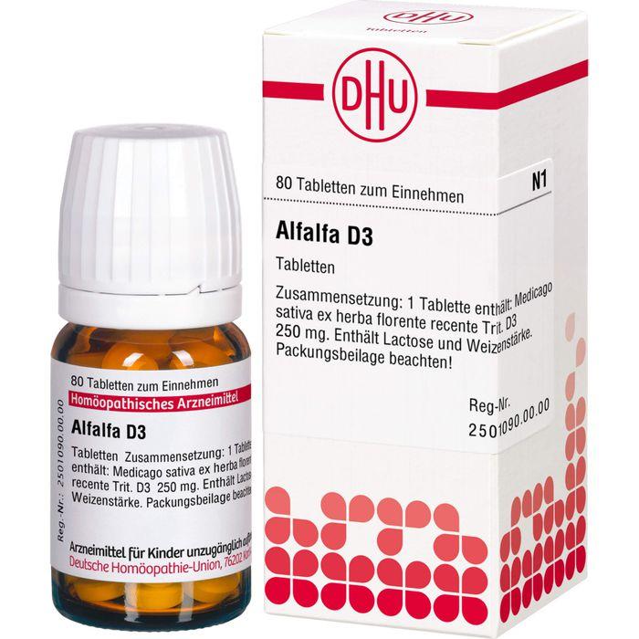 ALFALFA D 3 Tabletten