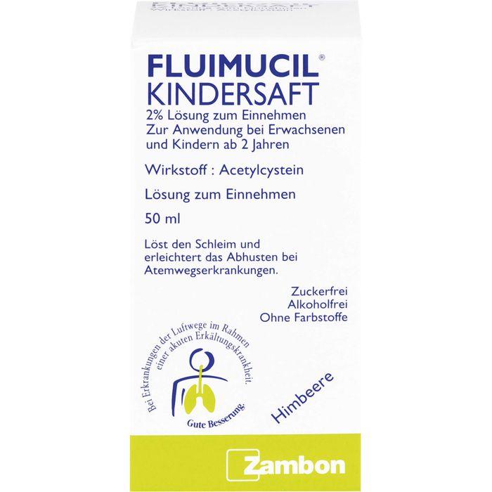 FLUIMUCIL Kindersaft