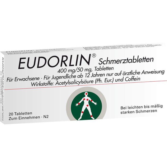 EUDORLIN Schmerztabletten