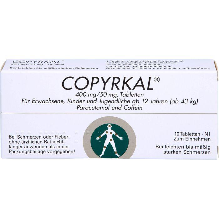 COPYRKAL Tabletten