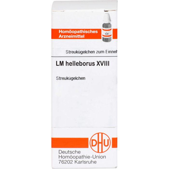 HELLEBORUS LM XVIII Globuli