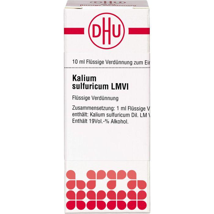KALIUM SULFURICUM LM VI Dilution