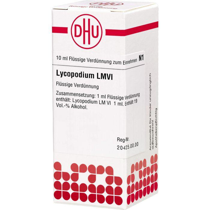 LYCOPODIUM LM VI Dilution