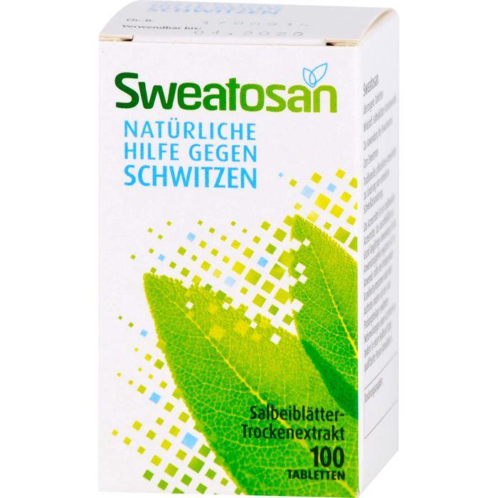 SWEATOSAN überzogene Tabletten