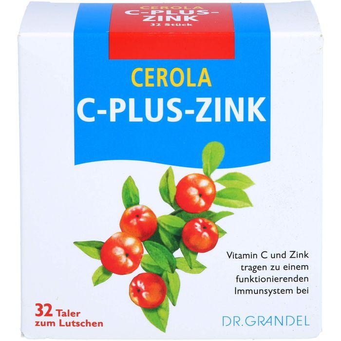 Dr. Grandel CEROLA C plus Zink Taler