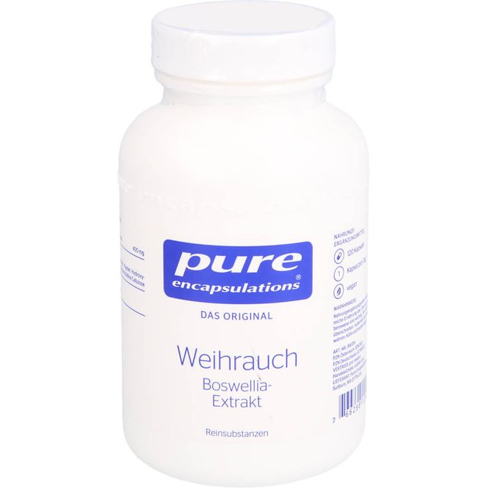 PURE ENCAPSULATIONS Weihrauch Boswel.Extr.Kps.