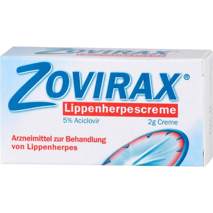 ZOVIRAX Lippenherpes Creme