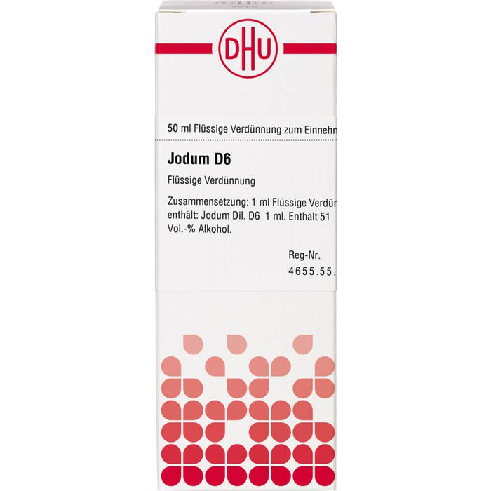 JODUM D 6 Dilution