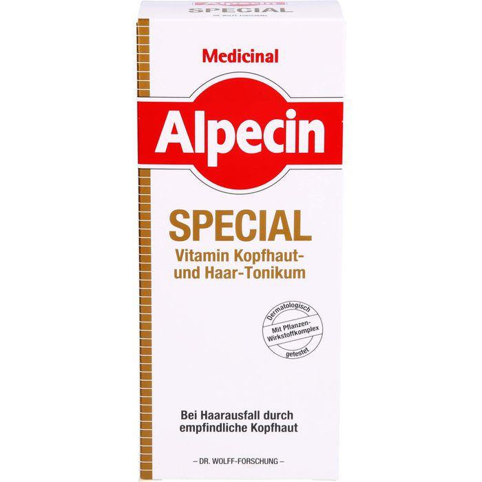 ALPECIN MED.Special Vitamim Kopfhaut-u-Haartonikum