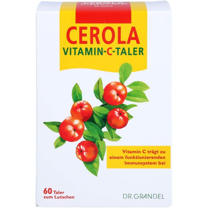 Dr. Grandel CEROLA Vitamin C Taler