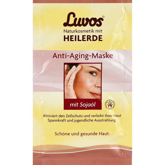 LUVOS Crememaske Anti Aging gebrauchsfertig