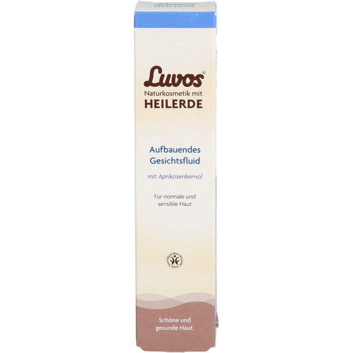 LUVOS Gesichtsfluid Basispflege aufbauend