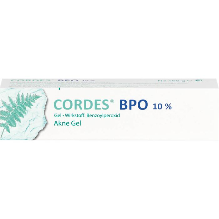 CORDES BPO 10% Gel