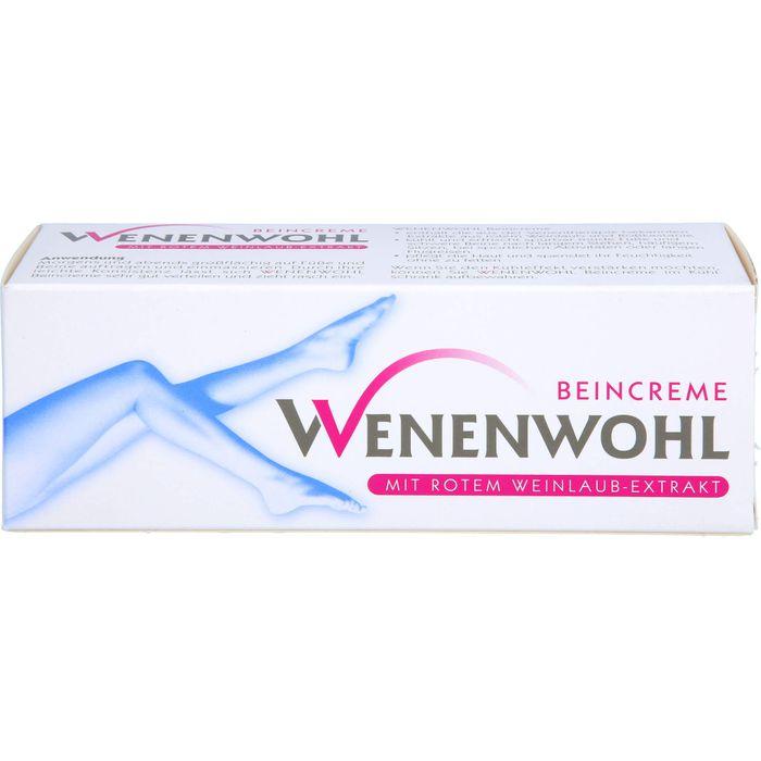 WENENWOHL Beincreme