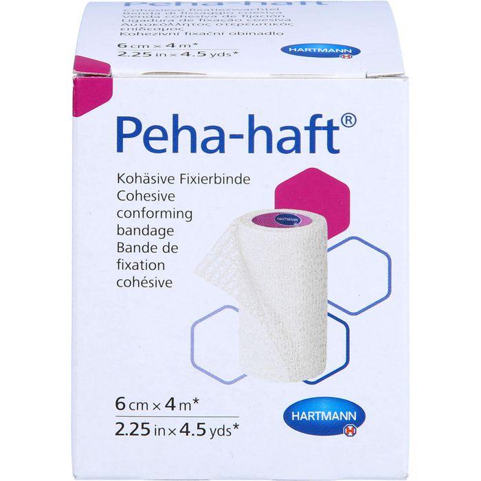PEHA-HAFT Fixierbinde latexfrei 6 cmx4 m