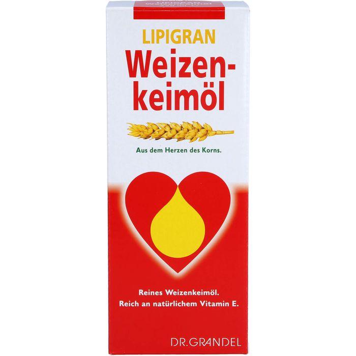 Dr. Grandel WEIZENKEIMÖL LIPIGRAN