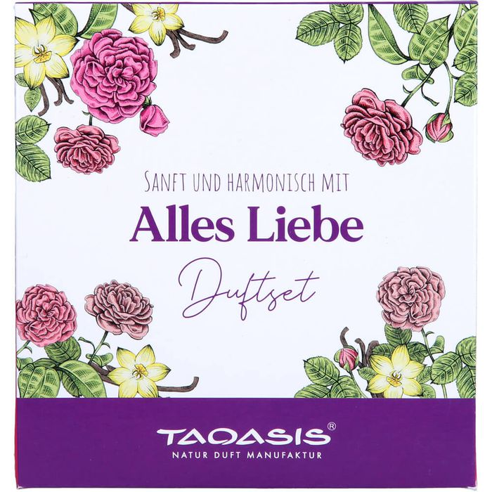 TAOASIS ALLES LIEBE Duftset