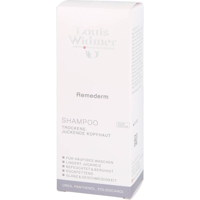 WIDMER Remederm Shampoo unparfümiert