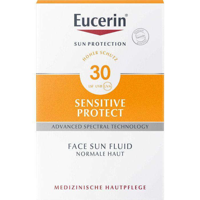 EUCERIN Sun Fluid Sensitive Protect LSF 30