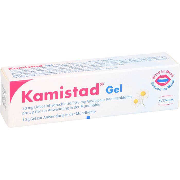 KAMISTAD Gel