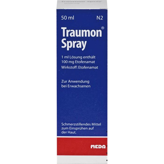 TRAUMON Spray
