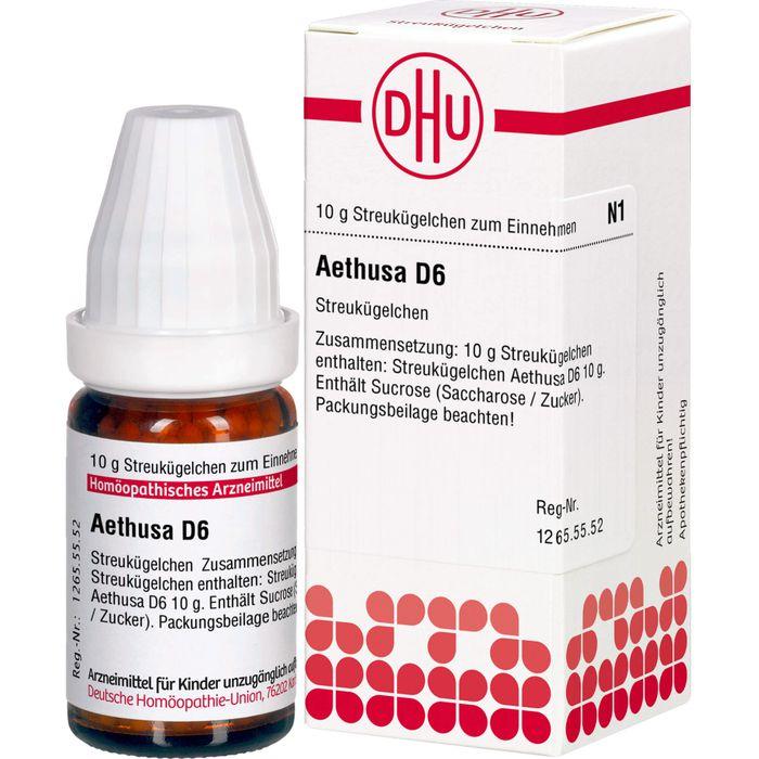 AETHUSA D 6 Globuli