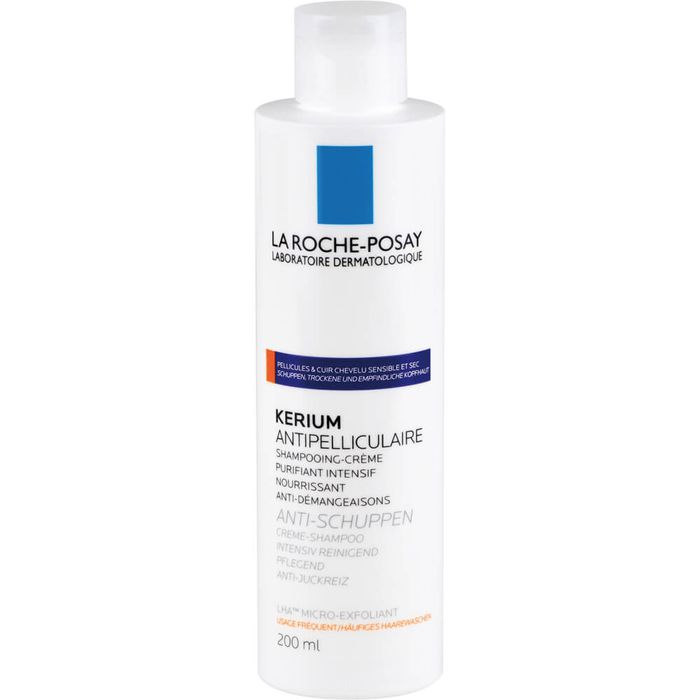 ROCHE POSAY Kerium Cremeshampoo trockene Haut