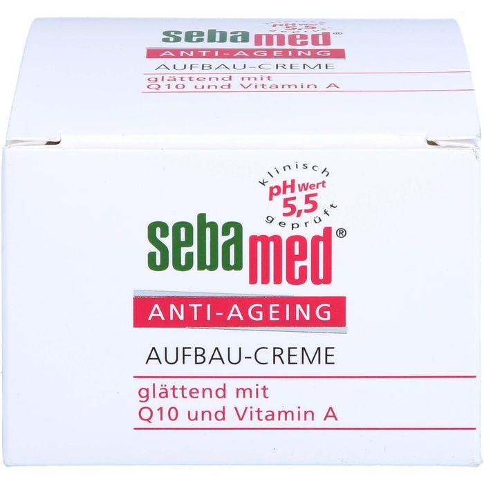 SEBAMED Anti Ageing Aufbaucreme Q10 Tiegel