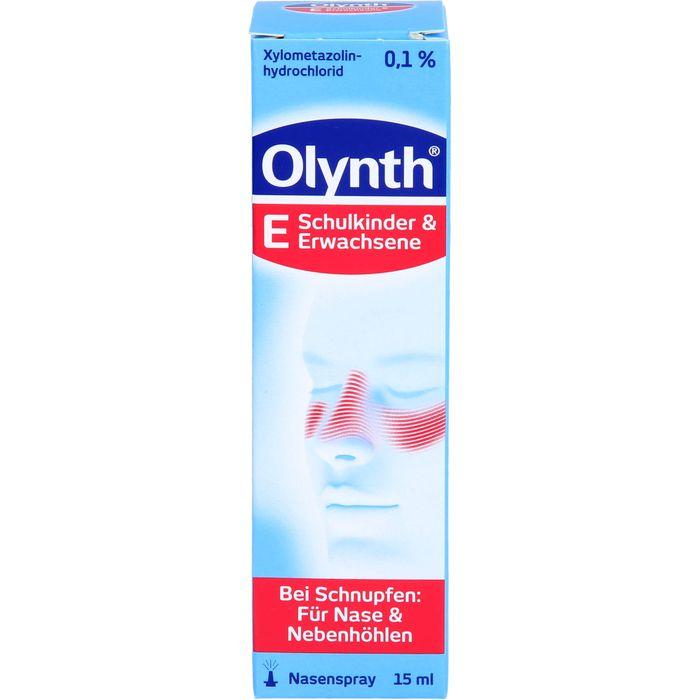 OLYNTH 0,1% für Erwachsene Nasendosierspray