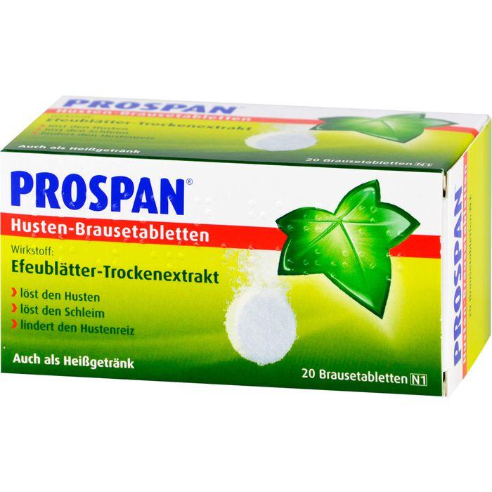 PROSPAN Husten Brausetabletten
