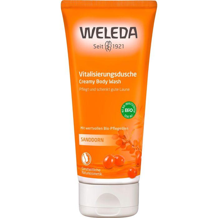 WELEDA Sanddorn Vitalisierungsdusche 200 ml
