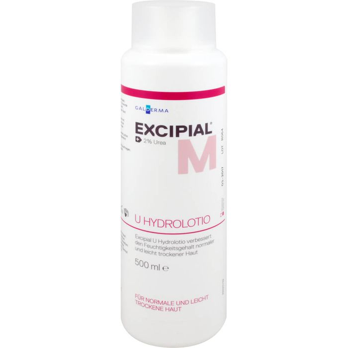 EXCIPIAL U Hydrolotio 500 ml