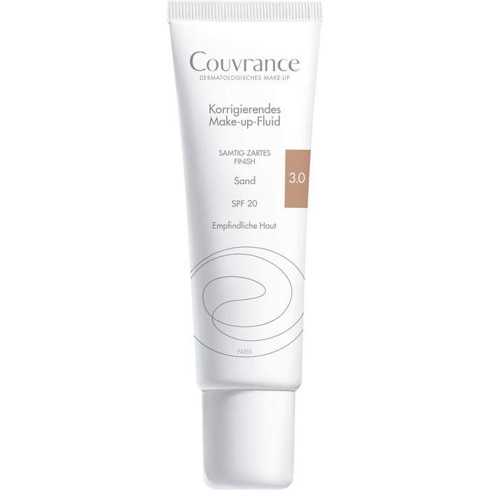 AVENE Couvrance korrigier.Make-up Fluid sand 3.0