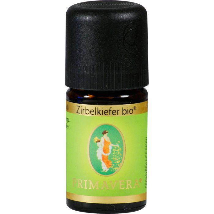 PRIMAVERA ZIRBELKIEFER Bio ätherisches Öl
