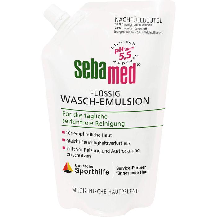 SEBAMED flüssig Waschemulsion Nachf.Pckg.